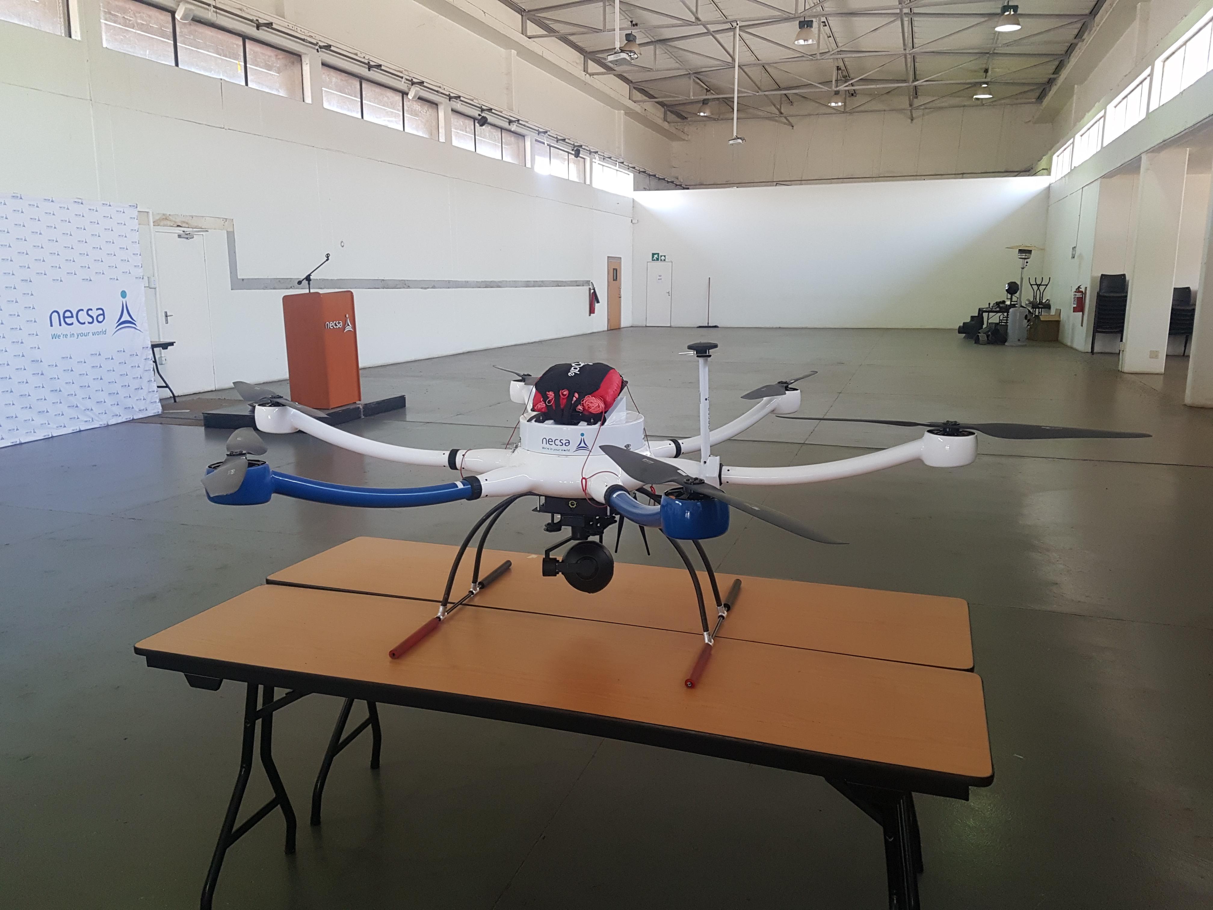 drone-cellulare
